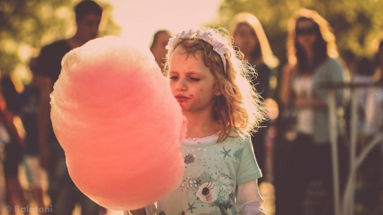 Cotton candy was actually invented by a dentist -- after all, it's a great way to stay in business.