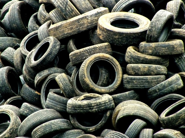 LEGO is also the biggest manufacturer of tires in the world.