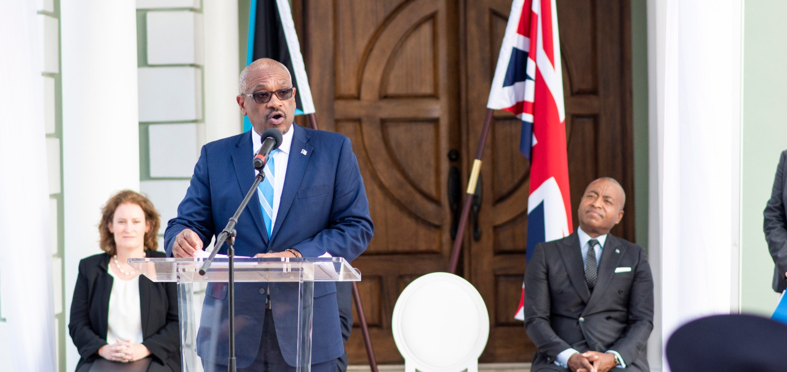 British High Commission officially reopens