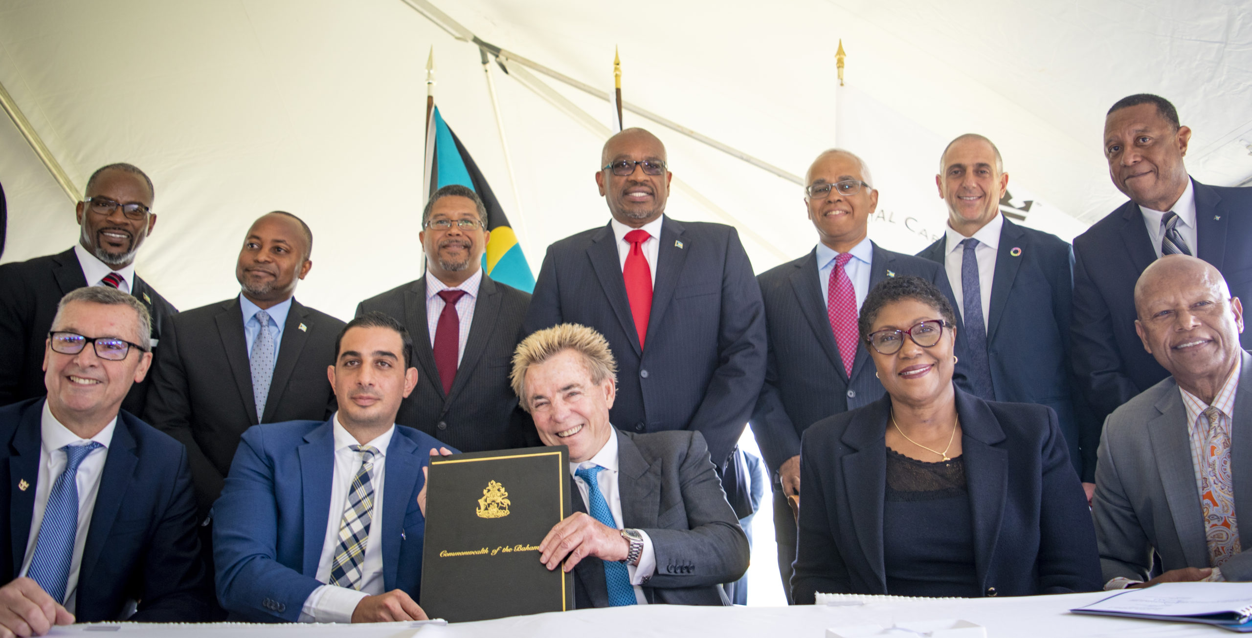 Grand Bahama hotel and port deal to create thousands of jobs