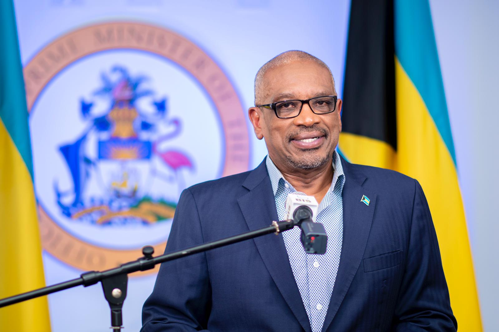 Prime Minister Minnis announces relaxation of restrictions on beaches, weekend lockdowns and business operations