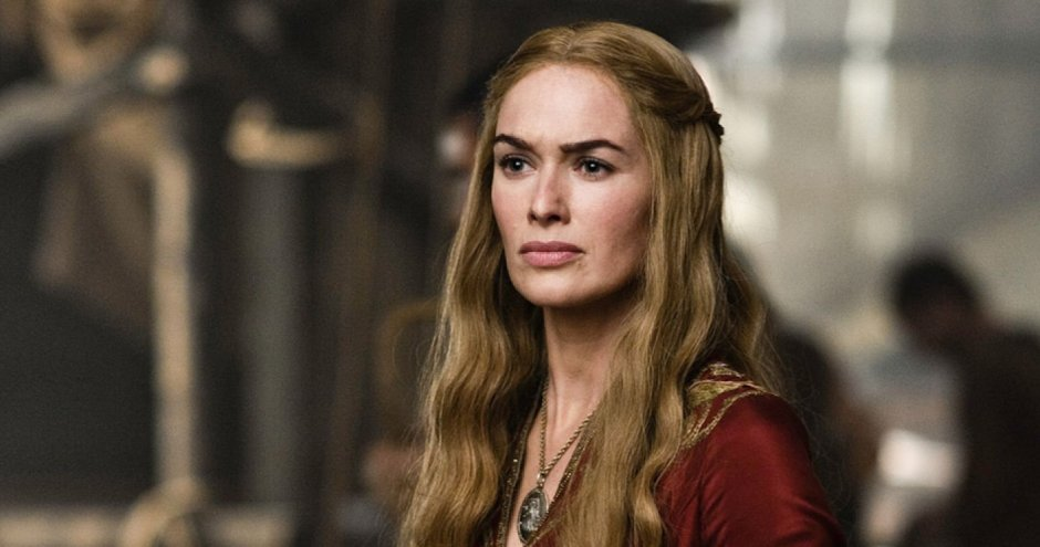 cersei lannister game of thrones eyebrows