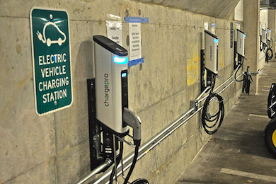 Multifamily EV Charging Stations