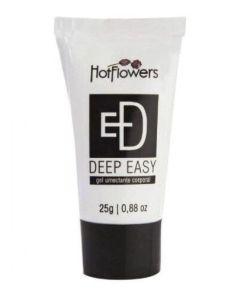 Dessensibilizante e lubrificante Deep Easy 25g Hot Flowers