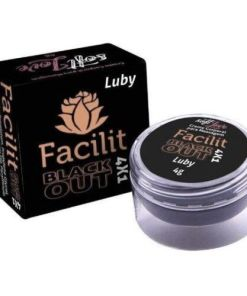 Lubrificante Anal Pomada Luby Facilit - 4g