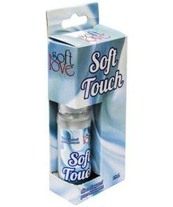 Soft Touch Fluido Deslizante para Massagem Corporal 15ml - Soft Love