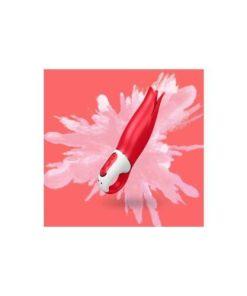 Vibrador Satisfyer Vibes - Power Flower Ponto G - 12 vibrações