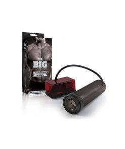 Desenvolvedor Peniano Mr. Big - Fumê - Bomba Elétrica 220volts