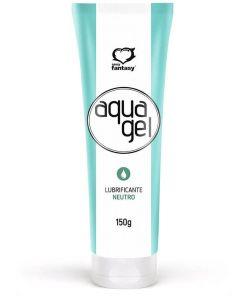 Gel Lubrificante Aqua Gel Neutro - Não beijável