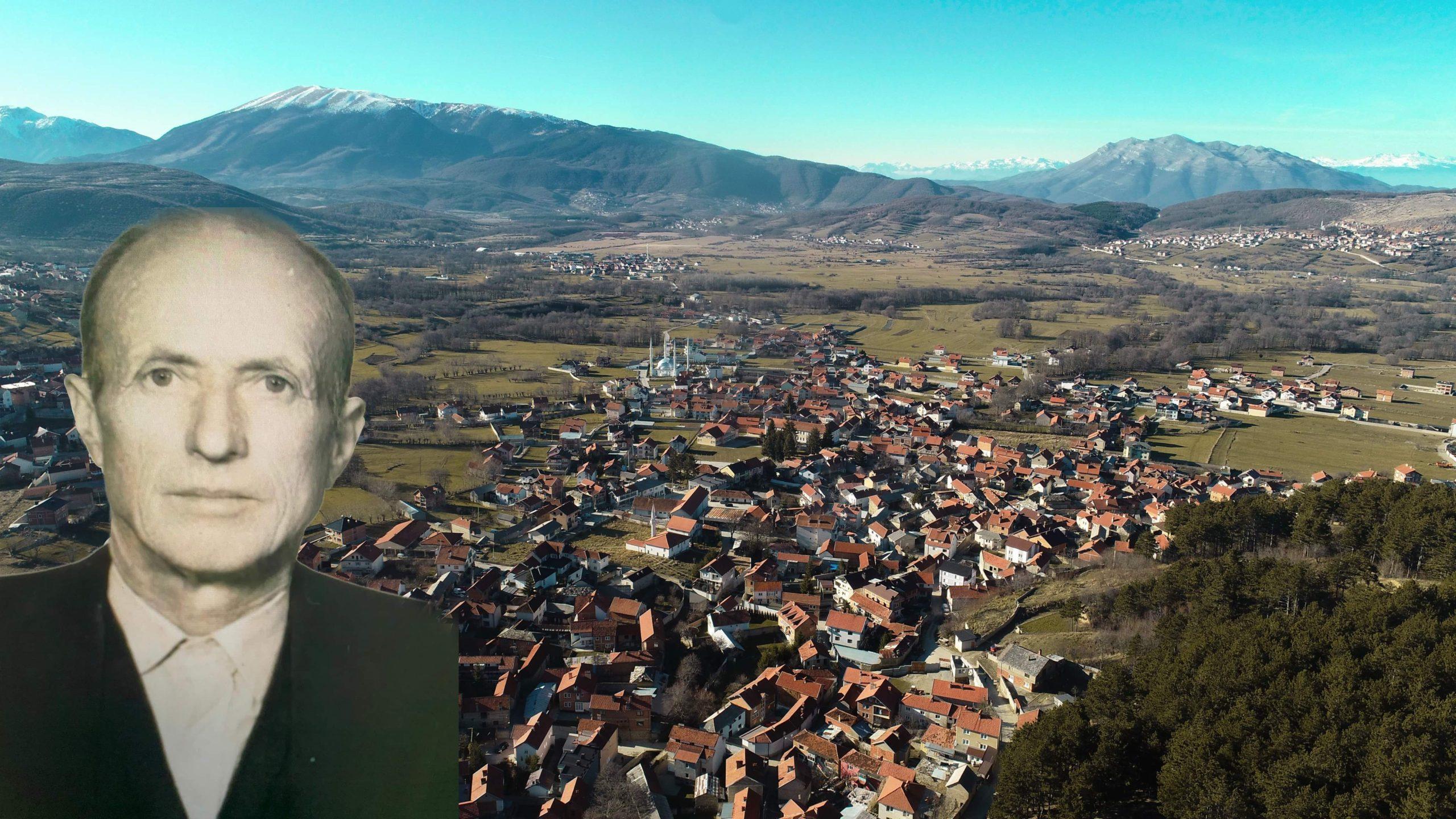 Rexhep Shyqeriu mësuesi i parë nga fshati Bresanë
