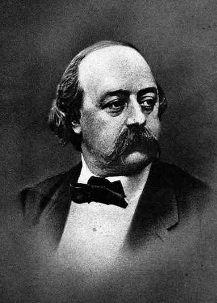 Gustave Flaubert - Nadar