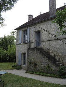 Dom Renoira w Essoyes, Francja
