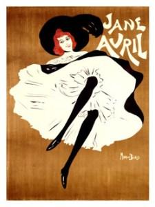 Jane Avril - Maurice Biais