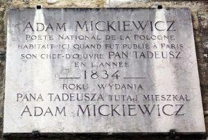 mickieicz tablica
