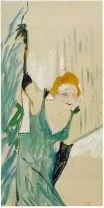 Toulouse Lautrec - Yvette Guilbert