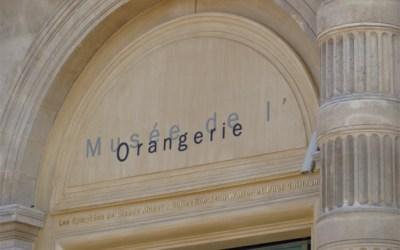 Oranżeria ogrodów Tuileries