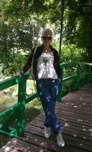 Giverny pod Paryżem - Posiadłość Claudea Moneta