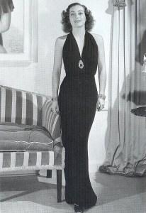 Joan Crawford - amerykańska aktorka