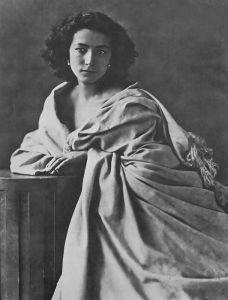 Sara Bernhardt - Nadar