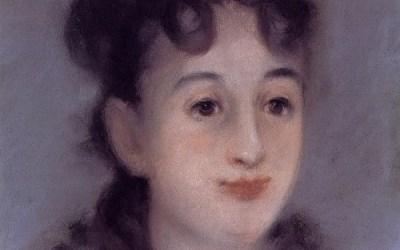 Eva Gonzales – uczennica Maneta