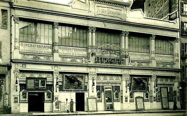 Folies Bergere 1880 rok