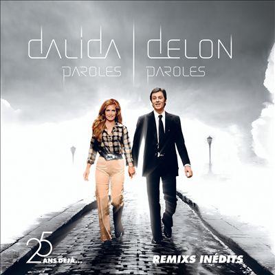 """""""Parole, parole"""" 1973 – Dalida & Alain Delon"""