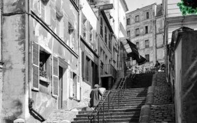 Krótka historia Montmartre'u
