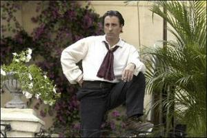 Andy Garcia w roli Modiglianiego