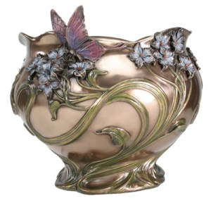 7434-art-nouveau-blue-bowl
