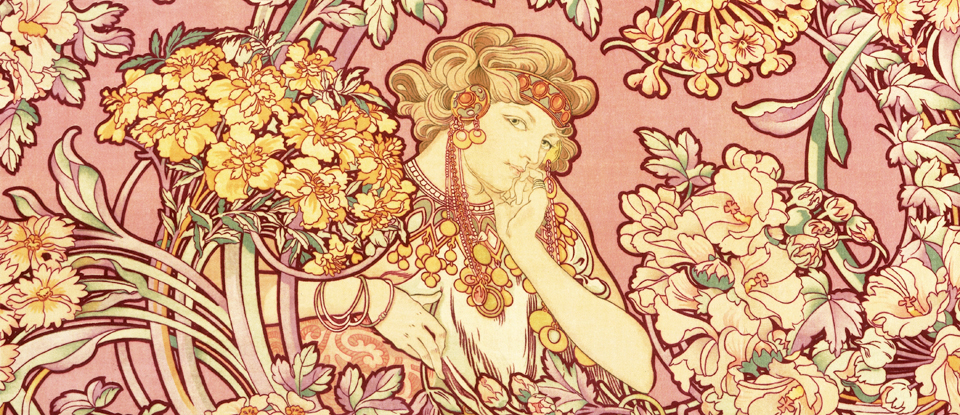 """Art Nouveau"" – Secesja w Paryżu"