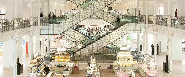 Le Bon Marche – pierwszy, nowoczesny dom towarowy w Paryżu