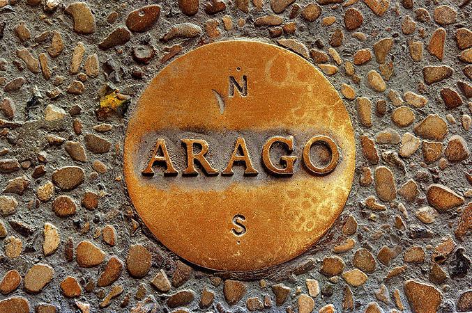 Południk Paryża – Arago