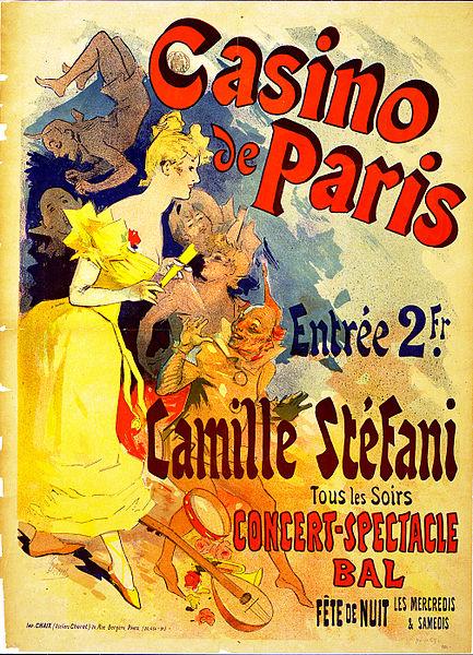 Casino_de_Paris_poster_-_Jules_Chéret