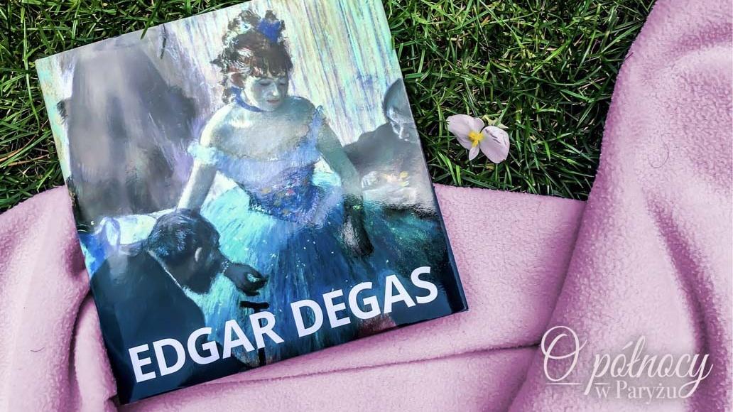 """Edgar Degas"" Martina Padberg"
