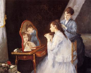 Eva Gonzales 1875