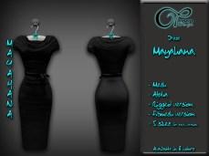 affiche-dress-mayahana-black