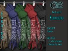 affiche-mesh-scarf-2016-kamaino-v6