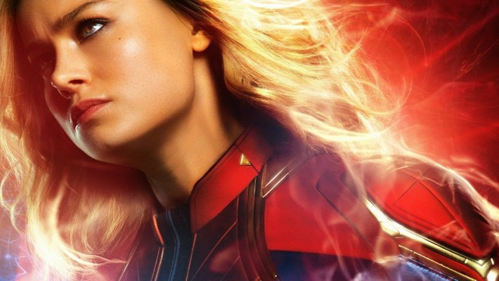Capitã Marvel é a estreia da semana na Moviecom do Praia Shopping