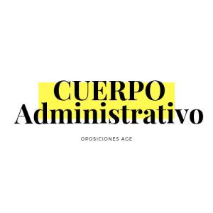 OPOSICIONES CUERPO ADMINISTRATIVO XUNTA DE GALICIA