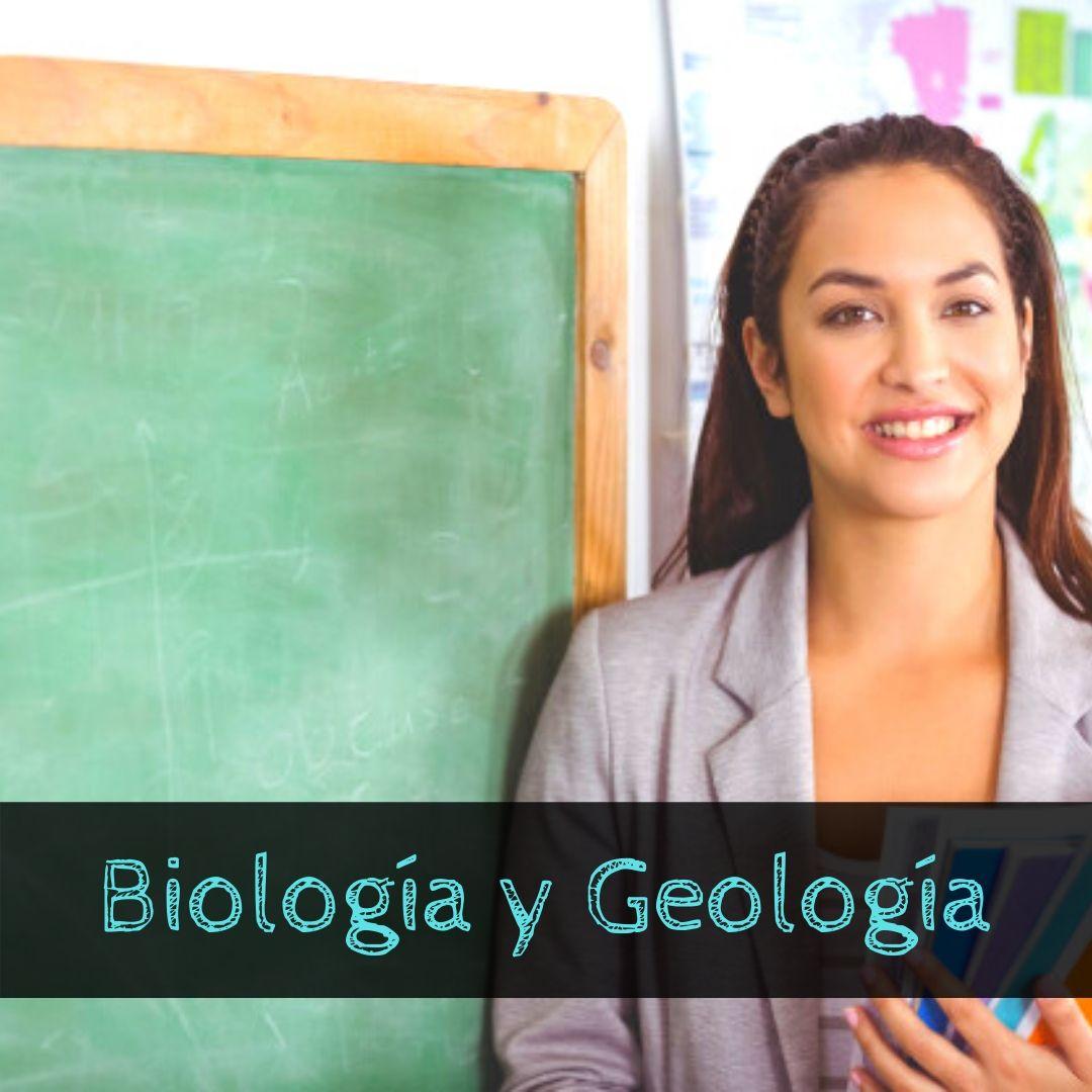 preparador oposiciones biologia geologia