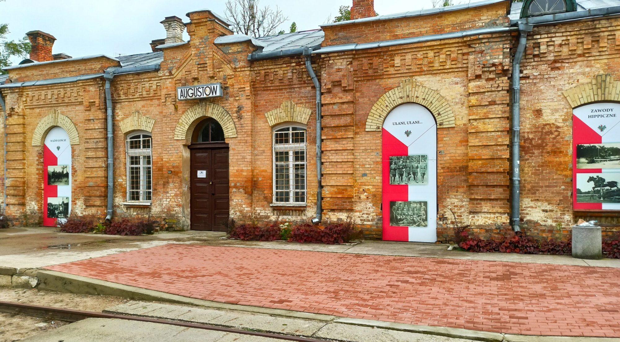 Bolesna zmiana planów wędrówki poPuszczy Augustowskiej