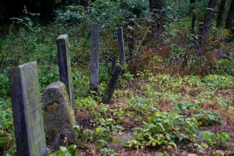 Stąd dowieczności, czyli zapomniane cmentarze morowe