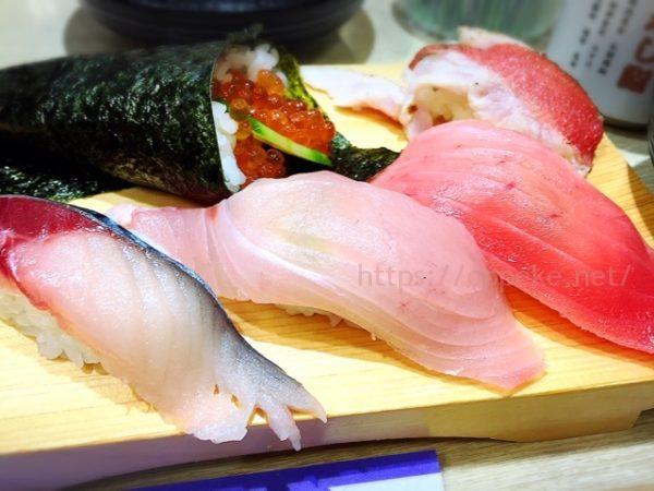 エスパルスドリームプラザ,沼津魚がし鮨