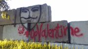 #OpValentine wall art