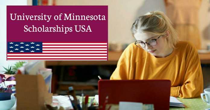 University of Minnesota Global Excellence Scholarship 2021 in USA - Apply Now