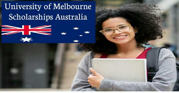 600 Graduate Research Scholarships 2020 Fully Funded at University of Melbourne Australia