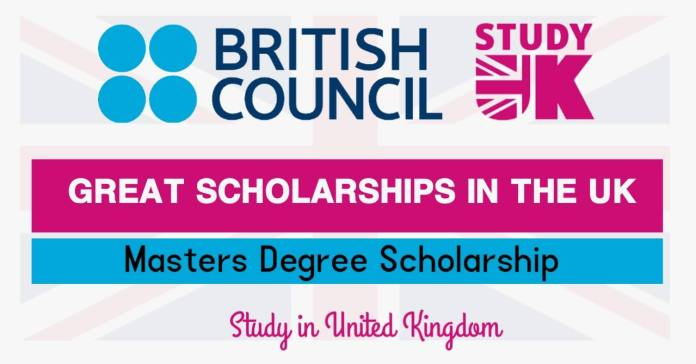 GREAT Scholarships 2021 for International Students - Study in the UK