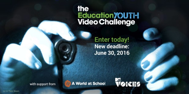 The Education Youth Video Challenge 2016 – Win a trip to New York and more!
