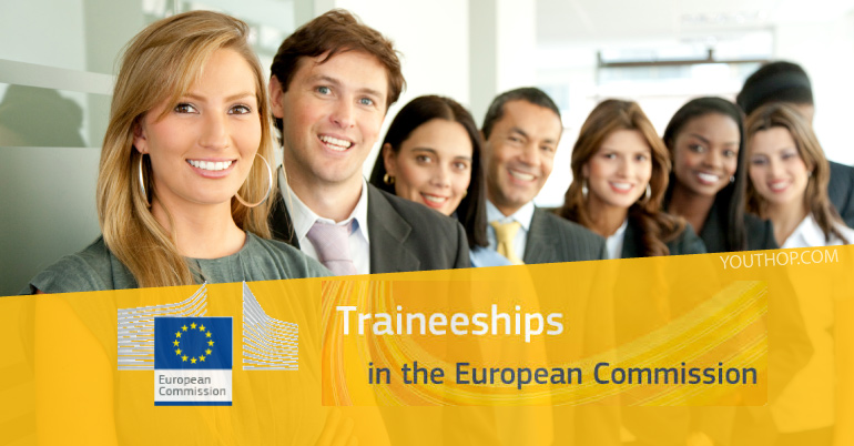 Registration Open for the European Commisssion Traineeship 2017