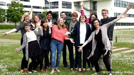 Deutsche Welle's International Journalism Traineeship 2017